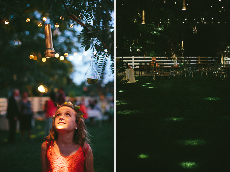 Backyard wedding 49